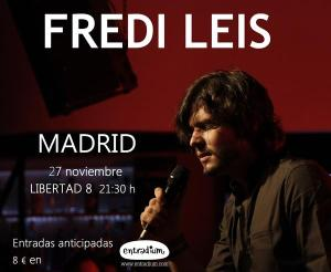 141127 - FREDI LEIS - LIBERTAD 8