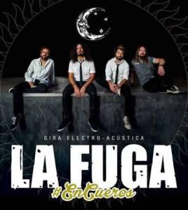 2014 - LA FUGA - PROMO EN CUEROS
