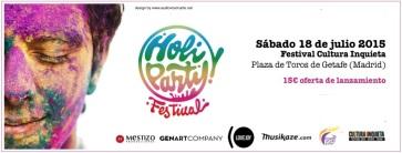 150718 - festival cultura inquieta - holi party