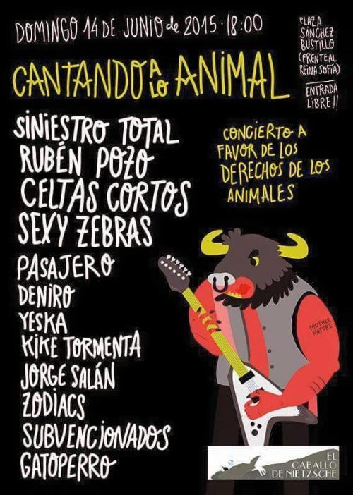 150614 - cantando a lo animal - cancelado