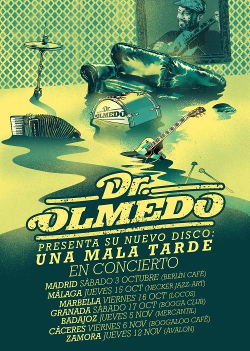 150924 - DR OLMEDO - GIRA