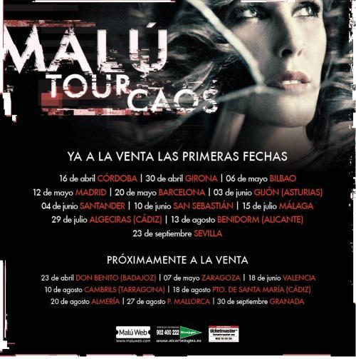 180416 - MALU - TOUR CAOS