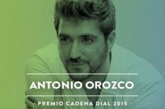 160303 - PREMIOS DIAL - 2015 - ANTONIO OROZCO