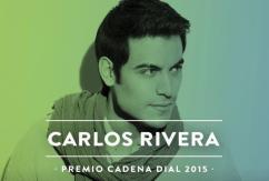 160303 - PREMIOS DIAL - 2015 - CARLOS RIVERA