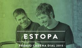 160303 - PREMIOS DIAL - 2015 - ESTOPA