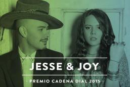 160303 - PREMIOS DIAL - 2015 - JESSY JOY