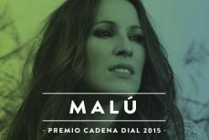 160303 - PREMIOS DIAL - 2015 - MALU